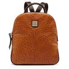 LOOKING FOR!!! Dooney Ostrich Backpack Looking to buy Dooney & Bourke Bags Backpacks