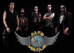 """La Encrucijada: """"Es Rock N Roll"""" el video de ALTO VOLTAJE"""