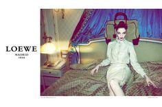 Mert Alas and Marcus Piggott - Photographer  Katie Grand - Fashion Editor/Stylist  Paul Hanlon - Hair Stylist  Lucia Pieroni - Makeup Artist  Andres Velencoso Segura - Model  Mariacarla Boscono - Model