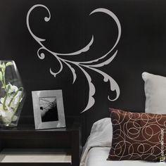 CLING | Stem | wall art, vinyl wall decals