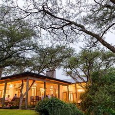 An easy drive from Pietermaritzburg, Durban – and even Joburg, The Hilton Bush Lodge, in South Africa's KwaZulu-Natal Midlands, is an idyllic escape from the madding crowd. Madding Crowd, Kwazulu Natal, Lodges, South Africa, Cabin, Mansions, House Styles, Beautiful, Cabins