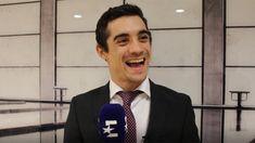 Javier Fernández se sometió al test más personal de Eurosport en el que tuvo que desvelar varios secretos que tenía bien guardados. Sin duda un gran momento que pasó el patinador con el micro de Eurosport.