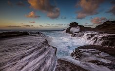 Lanai Seascape - Toby Harriman, flickr