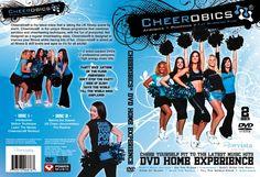 Zoo Fever Cheerleaders for the Cheerobics® Fitness DVD!  www.londoncheerleaders.co.uk