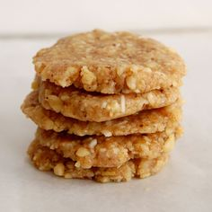 Whether you are in a rush to put together a snack or just don't feel like going through the whole baking process, these cookies are the ticket. Sometimes I crave[...]
