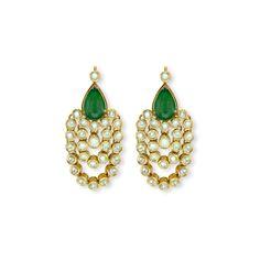 3 Layer Line Necklace set | Devam Jewelry