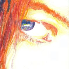 eye by Fiona Therese Colored Pencils, Art Photography, Eyes, Painting, Colouring Pencils, Fine Art Photography, Color Crayons, Painting Art, Paintings