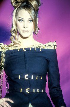 Atelier Versace , Vintage Fashion 90s