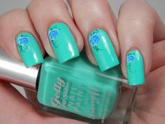 Better Nail Day: Greenberry