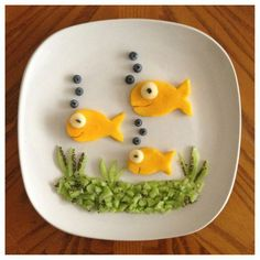 fish food #kids #foods #healthy #healthysnacksforkids