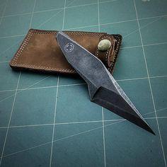 A handmade kiridashi for right hand Sting
