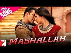 Mashallah - Full Song | Ek Tha Tiger | Salman Khan | Katrina Kaif! love this song and Salman always lol!