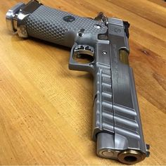 Bad ass infinity 1911 from @jesse_tischauser