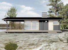 242 Sq. Ft. Tiny Modern Prefab Sun House