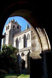 Évora Catedral, Portugal