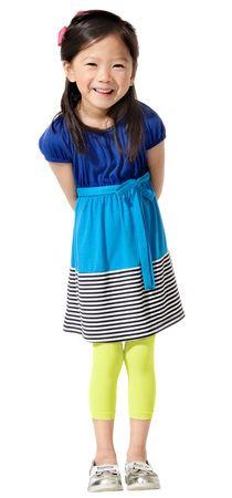 fashion for kids - color block dress  so cute!