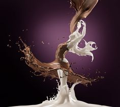 Sweet chocolate by Studio Clip, via Behance