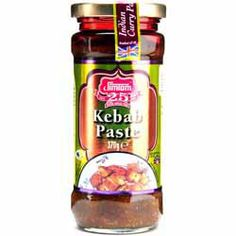 Buy Kebab Curry Paste online from Spices of India - The UK's leading Indian Grocer. Free delivery on Kebab Curry Paste - Simtom (conditions apply). Curry Paste, Indian Food Recipes, Salsa, Spices, Products, Spice, Salsa Music, Indian Recipes, Beauty Products