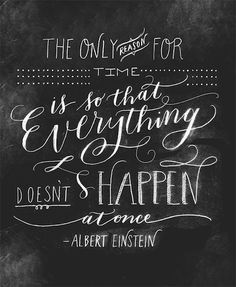 design is mine : THOUGHT OF THE DAY : EINSTEIN - by Molly Jacques