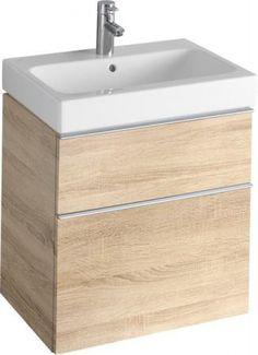 Keramag Waschtischunterschrank iCon, B: 595, H: 620, T: 477 mm, 841362000