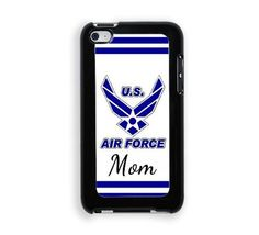 AIR FORCE - Protective Designer Snap-On Case - Fits Apple iPod Touch 4