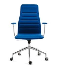 Modern Office Chair by Haworth - Lotus Cappellini