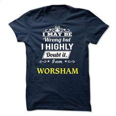 WORSHAM - I may be Team - #hoodies/sweatshirts #sweater pattern. SIMILAR ITEMS => https://www.sunfrog.com/Valentines/WORSHAM--I-may-be-Team.html?68278