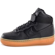 outlet store 7b5b4 8131f Basket montante Nike Air Force 1 Hi Se Noir 350x350 Nike Air Force, Air  Force