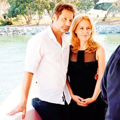"""The X-Files - David/Gillian Appreciation Thread #8: One word to describe your 20-years journey together? - """"Amazing."""" DD - Page 3 - Fan Forum"""