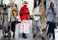 vrstvenie oblečenie Chanel Street Style, Street Style Women, 70s Fashion, Love Fashion, Autumn Fashion, Fashion Outfits, Womens Fashion, Fashion Killa, Milan Fashion