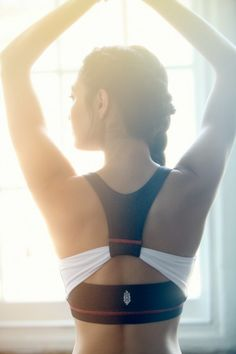 Free People's New Yoga Collection. they have yoga gear! Athletic Fashion, Athletic Outfits, Sport Outfits, Yoga Fashion, Sport Fashion, Fitness Fashion, Workout Attire, Workout Wear, Athleisure