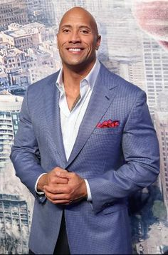 The World's Highest-Paid Celebrities - Dwayne Johnson