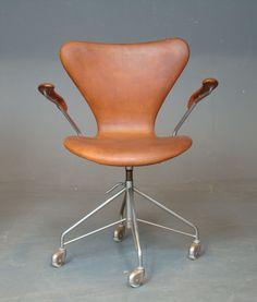 Silla De Arne Jacobsen Arne Jacobsen Pinterest Chaise Fauteuil