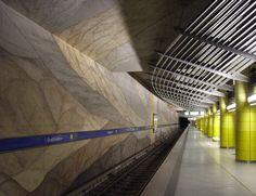 U-Bahnstation Großhadern, München | Flickr - Photo Sharing!