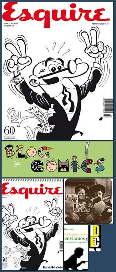 Esquire, Magazines, Playing Cards, Cover, Blog, Graphic Novels, Cover Pages, Journals, Playing Card Games