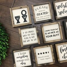 Text or Image Options: See drop down menu Cost is per sign Size Options: 7 x 7 9 x 9 12 x 12 ** For orders of only one single sign, shipping overages where applicable will be refunded to the original payment method. Single signs shipping to the U.