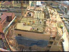 Construcción Edificio Centro Ático - PUJ - Bogotá Colombia - YouTube