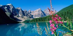 lake moraine Canada #lake #awesome #beautiful #place #good #travel  #nice #picoftheday #loveit #seraph #seraphstore  www.seraphstore.com