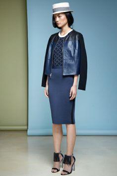 Sfilata M. Patmos New York - Collezioni Primavera Estate 2014 - Vogue