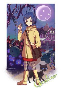 +FA+ Coraline by Baka-Mikito