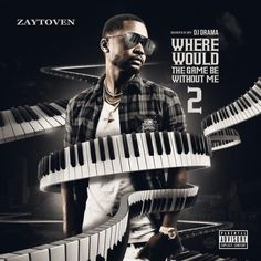 With a new Motown deal on the books, Zaytoven takes a victory lap with his new mixtape, Where Would The Game Be Without Me 2. The 11-track collection features new music from Lil Uzi Vert, Yo Gotti, Lil Yachy and Ty Dolla $ign, as well as previously released cuts from Quavo, Future, and Shy Glizzy. Stream and download below and stay tuned for the TrapHoliZay project that's up next.
