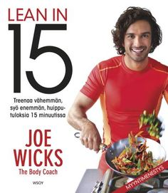 Lean in 15 - Joe Wicks - #kirja
