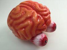 Bad Brain GID Karlatos Edition figure, produced by Unbox Industries.