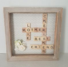 mothers day present mothers day gift gifts for mum mothers Cheap Mothers Day Gifts, Mothers Day Presents, Mothers Day Crafts, Gifts For Mum, Cheap Gifts, Birthday Presents For Mum, Mum Birthday, Girlfriend Birthday, Date Night Gifts