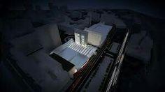 CTICC SVA Architecture - Rudolf Esterhuyse Architecture, Arquitetura, Architecture Design