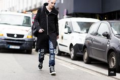 J'ai Perdu Ma Veste / Danny Stienen – Paris.  // #Fashion, #FashionBlog, #FashionBlogger, #Ootd, #OutfitOfTheDay, #StreetStyle, #Style