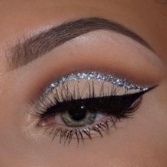 Makeup Eye Looks, Cute Makeup, Beauty Makeup, Hair Makeup, Beauty Skin, Awesome Makeup, Angel Makeup, Face Beauty, Pretty Eye Makeup