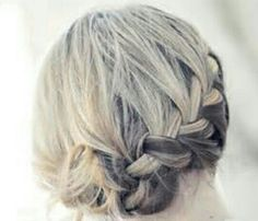 Must find a way to make hair like this