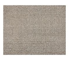 Chunky Wool & Jute Rug - Gray. $25 swatches available. 9x12 and 10x14 available. Current sale. Click through to see it in a room. It's nice.