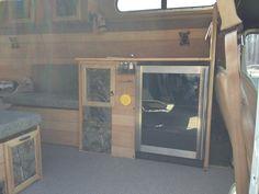 hunting cabin on wheels